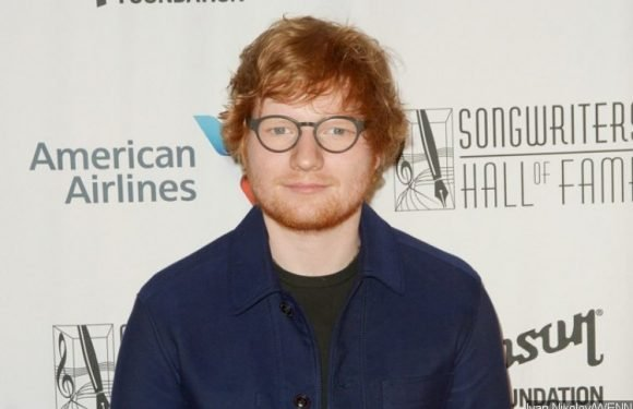 Ed Sheeran Named the Most Played Artist on U.K. Radio, TV, Pubs and Clubs