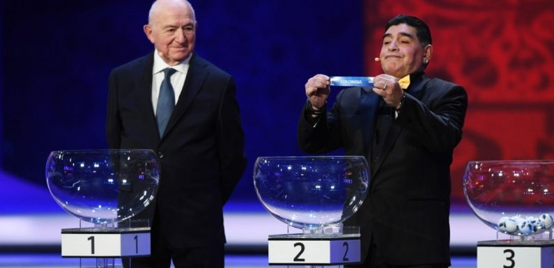 World Cup fixtures in full – dates and times for every match in Russia