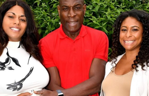 Frank Bruno set to be grandfather twice over as two daughters are both expecting