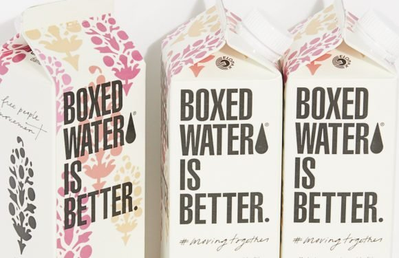 Free People x Boxed Water Better Planet Tree Campaign: Details