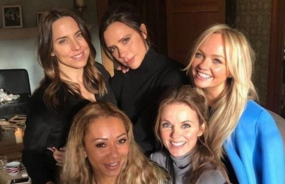 OMG! Mel B Just Confirmed The Spice Girls Have Reunited And Might Tour Soon