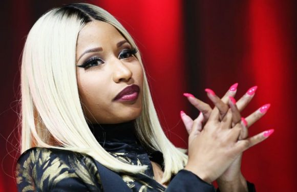 Nicki Minaj Announces Pre-Order Date For 'Queen' With A Nearly-Nude Instagram Post