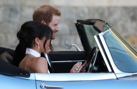 Meghan Markle Wrote A Love Poem For Prince Harry and We're Not Crying