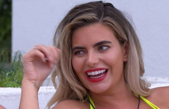 Love Island's Megan strips completely naked for raunchy photoshoot