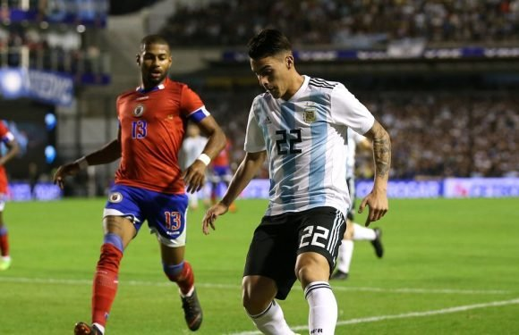 Arsenal 'hold talks with Argentina starlet'