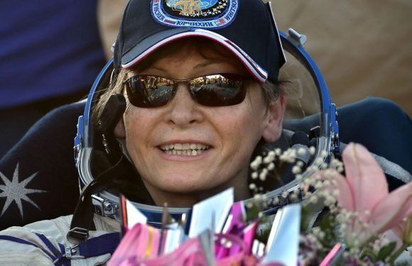 NASA astronaut Peggy Whitson reveals the perils of having a poo in space