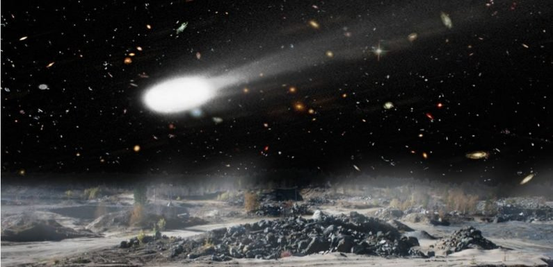 Researchers Discover Ancient Interstellar Dust Particles Dating Back To The Birth Of Our Solar System