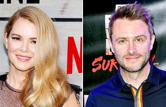 Chris Hardwick's Ex Jacinda Barrett Defends Him Amid Assault Allegations