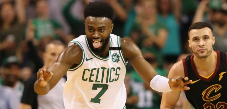 NBA Trade Rumors: Celtics Could Trade Jaylen Brown To Mavs For No. 5 Pick, 'Dallas News' Suggests