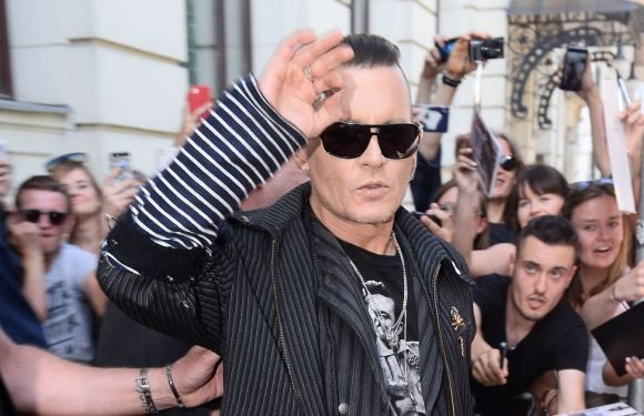 Johnny Depp 'cancels' future press after being asked about those gaunt pictures