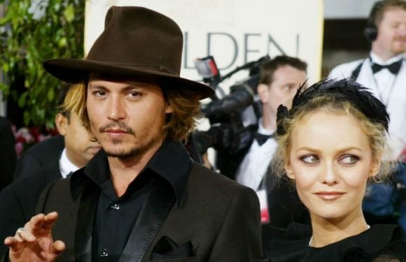 Johnny Depp's 16-Year-Old Son, Jack, Has 'Serious Health Problems,' According To Director