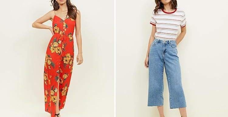 From dresses to denim, New Look will be selling almost all of their clothes for £20 or less