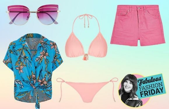 Where to get the Love Island look from bikinis to slides… plus the best of the summer dresses