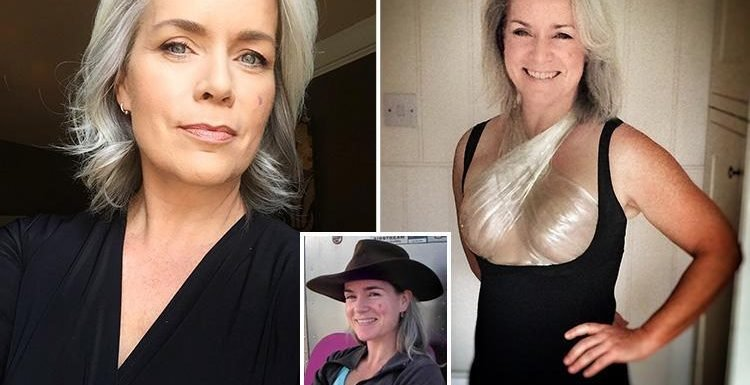 I needed sex three times a day thanks to pre-menopause libido surge… and slept with countless married men in a bid to stop me from going mad with desire