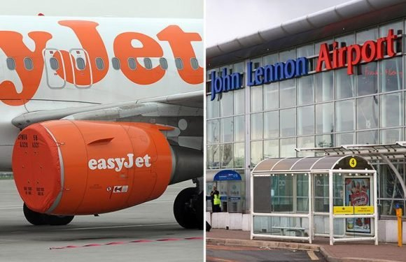 EasyJet passenger kicked off flight after calling stewardess 'a b****' in row over hand luggage