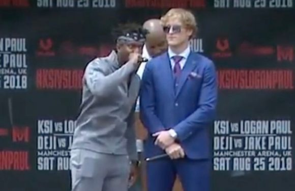 All you need to know about Logan Paul vs KSI boxing fight