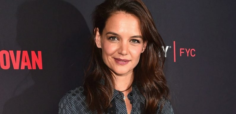 Katie Holmes Dishes About Dawson's Creek: Is A Reunion Happening?