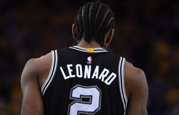 NBA Rumors: Celtics Could Offer Kyrie Irving & 2019 1st-Round Pick For Kawhi Leonard, 'CBS Sports' Suggests