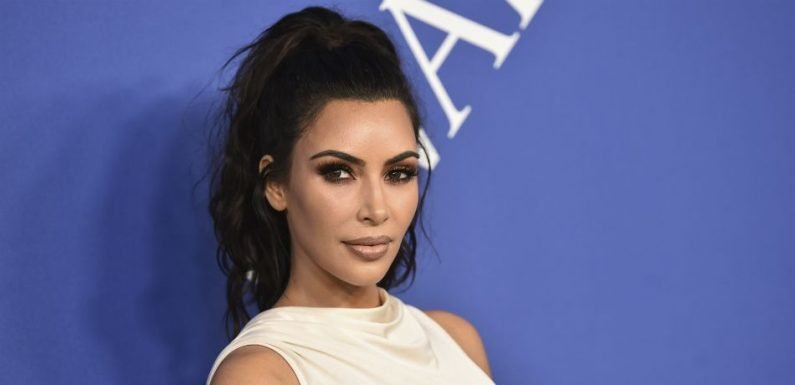 Kim Kardashian West Shares Sweet Video Of Baby Chicago