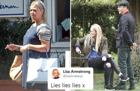 Lisa Armstrong lashes out at 'lies' her marriage to Ant McPartlin was over for years before he moved on with Anne-Marie Corbett