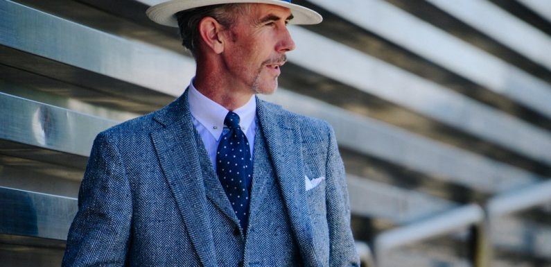 Street Style This Year in Florence Is as Handsome as Ever