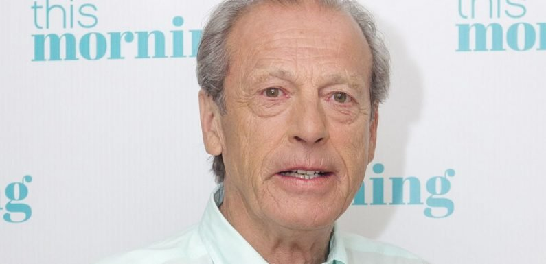 Leslie Grantham was working on Krays movie when he fell ill