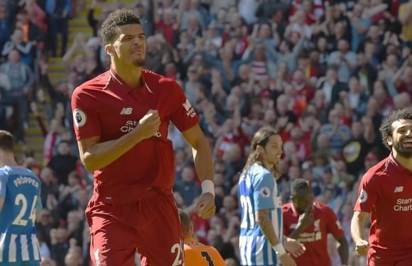Liverpool and Chelsea finally agree Dominic Solanke fee