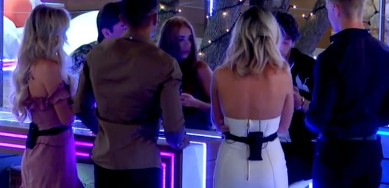 Love Island couple set to be dumped in savage twist
