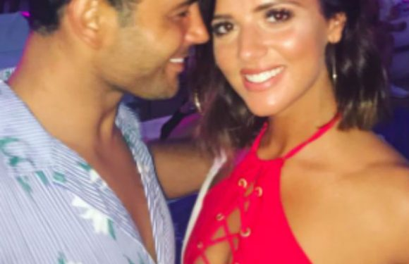 Back on! Lucy Mecklenburgh and Ryan Thomas enjoy romantic holiday