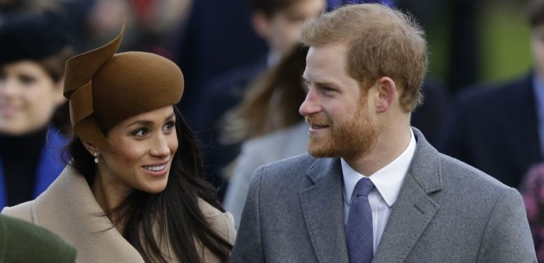 Meghan Markle Is 'Happy' That The Royal Wedding Is Over