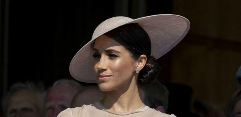 Meghan Markle 'Excited' About New Life, Role In Royal Family