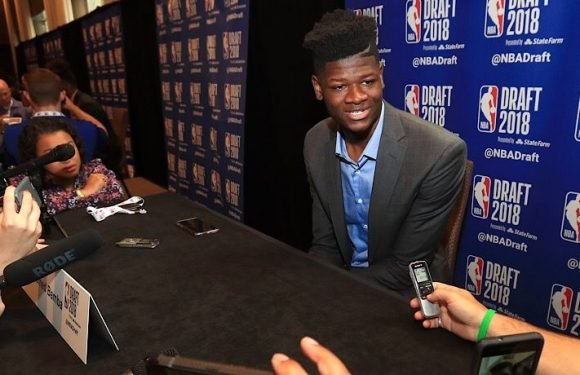Chicago Bulls' Trade Rumors: Bulls Eye Trading Up For Mo Bamba, Suggests 'Chicago Tribune'