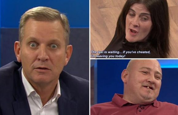 Jeremy Kyle Show fans horrified as guest makes disgusting sex confession live on air