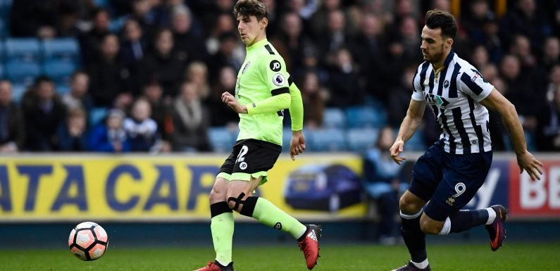 Bournemouth set to let midfielder Emerson Hyndman join Wigan on loan
