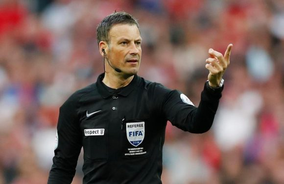 Mark Clattenburg names Craig Bellamy as the hardest player he had to referee in Premier League