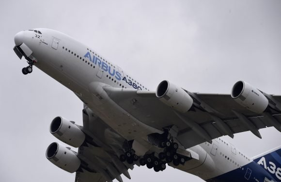 Airbus asked Government for taxpayer cash hours before its threat to quit UK