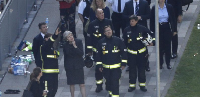 Theresa May says 'I will always regret' not meeting Grenfell families and admits her handling of the tragedy was 'not good enough'