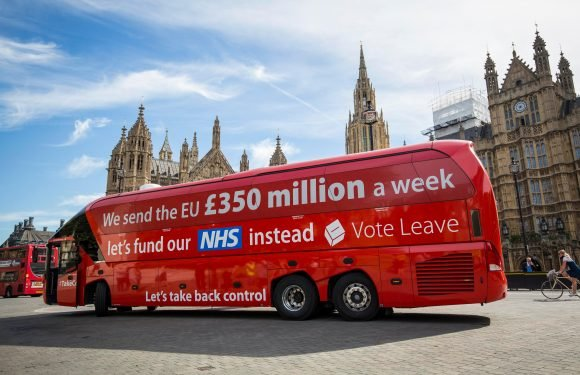 NHS to get extra £384 million a week — that's more than on the Brexit battle bus