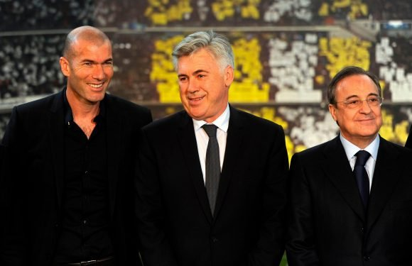 Real Madrid's 'criteria' for Zinedine Zidane's replacement: multilingual, commands respect and is… elegant