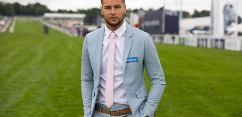 Love Island's Chris Hughes fit and ready for charity race date but reveals he hasn't watched a single episode of this year's series!