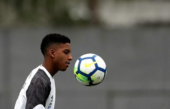 Real Madrid sign Santos wonderkid Rodrygo for £40million on seven-year deal