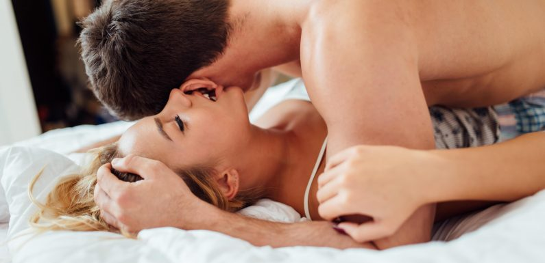 We've been lied to about how much sex women really want… it's a LOT more than you think