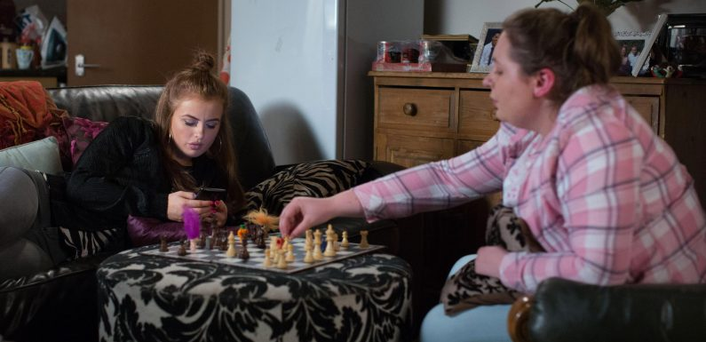 EastEnders spoilers: Bernadette Taylor confesses feelings for Tiffany Butcher after their kiss