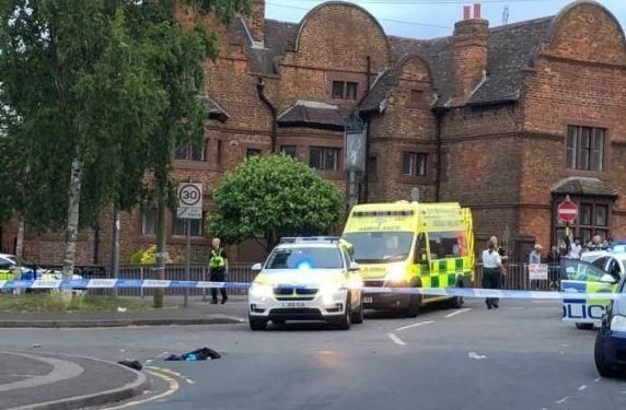 Woman, 60, fighting for life after being stabbed on Walsall street with man, 29, arrested for attempted murder