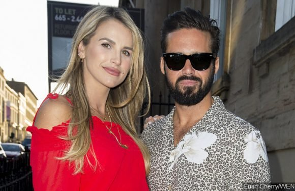 Vogue Williams and Spencer Matthews Get Marrried