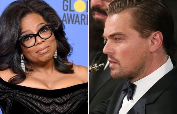 Oprah Actually Forgot Who Leonardo DiCaprio Was