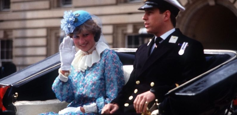 Diana's first chilling Trooping the Colour was very different to Meghan's