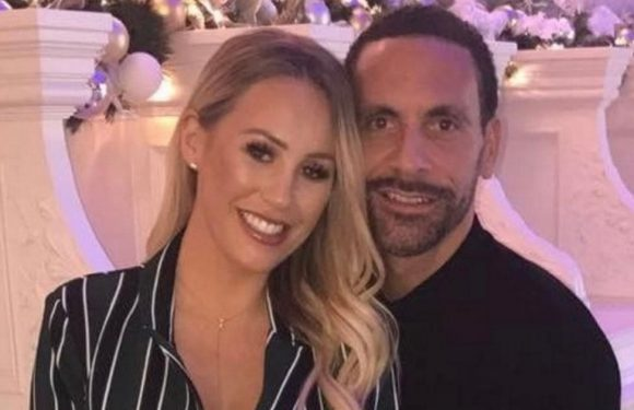 Kate Wright shares details about life as a step-mum while Rio is at World Cup