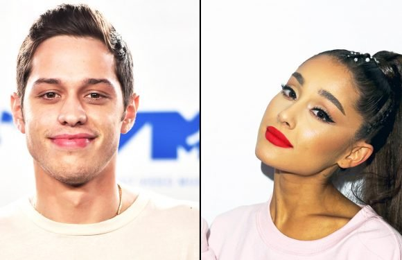 Pete Davidson: I'm 'the Luckiest' to Be Dating Ariana Grande