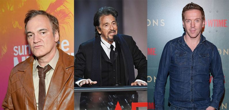 Al Pacino, Damian Lewis Added To Cast Of Quentin Tarantino's